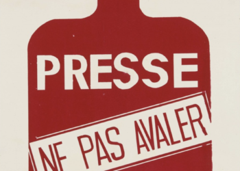 Presse, ne pas avaler