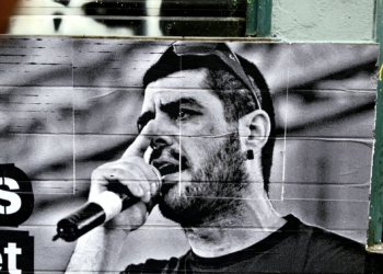 Photo du rappeur Pávlos Fýssas