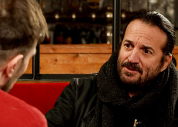 Photo de Francis Lalanne Interviewé par QG