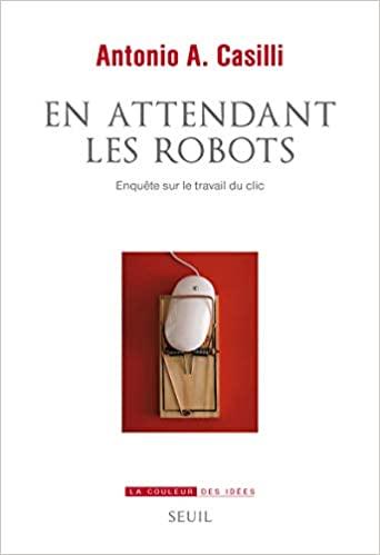 couverture du livre En attendant les robots