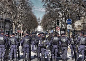 Dispositif Policier
