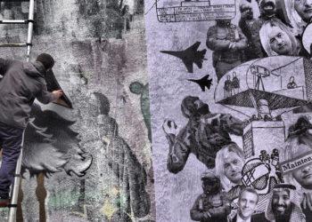 Graff parisien
