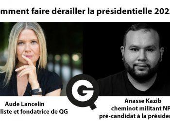 """Vignette """"Comment faire dérailler la présidentielle 2022"""""""